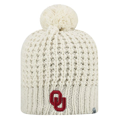 Top of the World Slouch Beanie OU Lt Cream