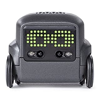 Boxer 20104697 Interactive A.I. Robot Toy (Black) with Personality & Emotions, for Ages 6 and Up (B07CPVGZ9J) | Amazon price tracker / tracking, Amazon price history charts, Amazon price watches, Amazon price drop alerts