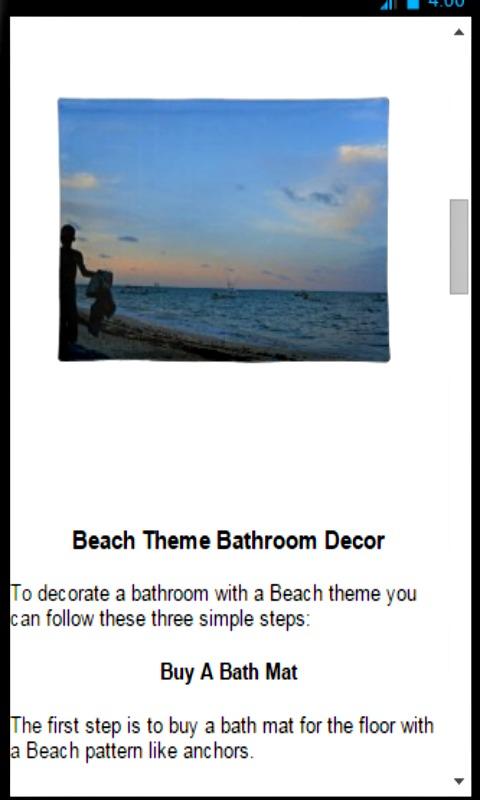 Playa decoraci n del hogar appstore para android for App decoracion hogar