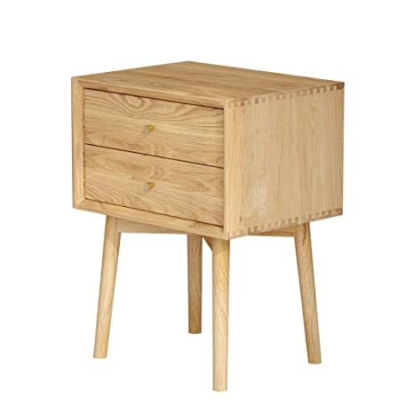 cheaper 882c4 19b95 Amazon.com: Nightstands Night Stand Simple Storage Bedside ...