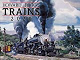 Howard Foggs Trains 2020 Calendar