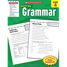 Scholastic Success with Grammar: Grade 4