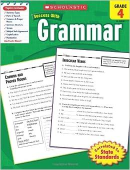 Descargar Torrents Online Grammar, Grade 4 Formato Epub Gratis