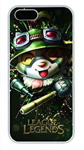 League Legends iphone 6 plus Case, Customized iphone 6 plus PC White Case