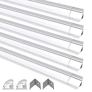 Jirvyuk Profilo In Alluminio Buone Barre Ad Un Costo Accettabile
