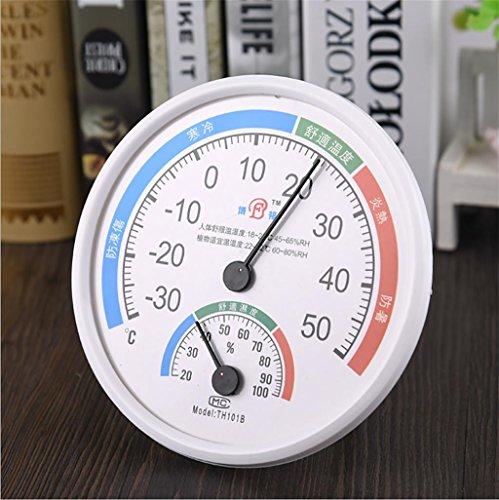 Round Analog Hygrometer - 8