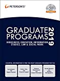 img - for Graduate Programs in Business, Education, Information Studies, Law & Social Work 2019 (Grad 6) (Peterson's Graduate Programs in Business, Education, Information Studies, Law and Social Work) book / textbook / text book