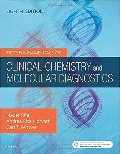 Tietz Clinical Chemistry Pdf