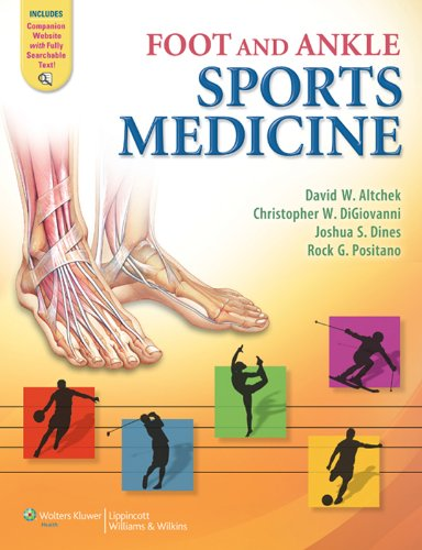Foot and Ankle Sports Medicine: 1 Pdf