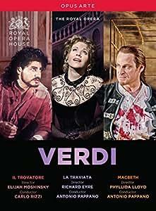 Il Trovatore/La Traviata/Macbeth