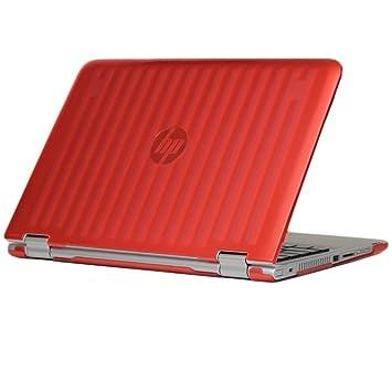 mCover Rojo carcasa dura /fundas duras SÓLO para portátil de 13,3