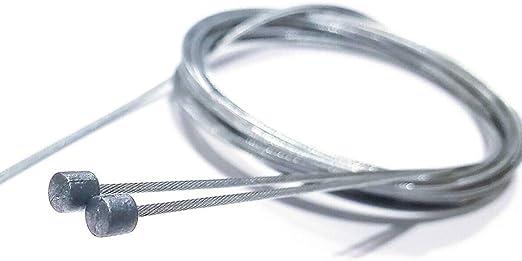 Shimano Derailleur Shift Inner Cable 1.2 X 2100mm SS End Crimp Road Bike MTB 2PK