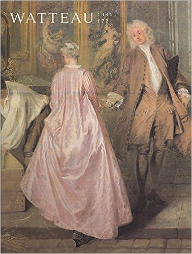 En ligne téléchargement Watteau - 1684 - 1721 pdf, epub