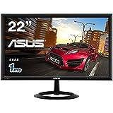 ASUS ゲーミングモニター 21.5型フルHDディスプレイ( 応答速度1ms / HDMI×2,D-sub×1 / スピーカー内蔵 / 3年保証 ) VX228H