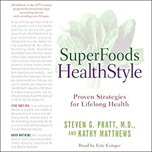 SuperFoods Audio Collection Audiobook