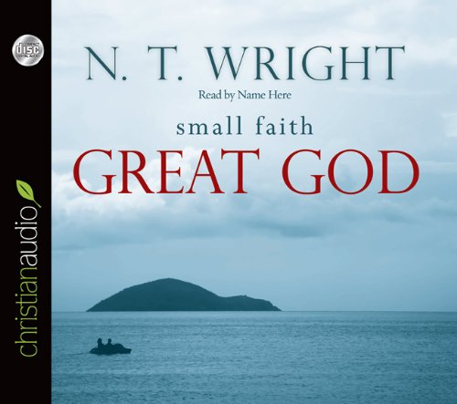 Download Small Faith, Great God pdf