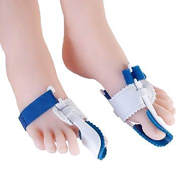 Dispositivo para juanetes Hallux Valgus Aparatos ortopédicos Puntera Tablilla Corrección: Amazon.es: Deportes y aire libre