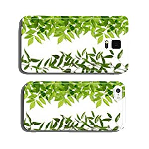 nature freisteller leaves cell phone cover case iPhone6 Plus