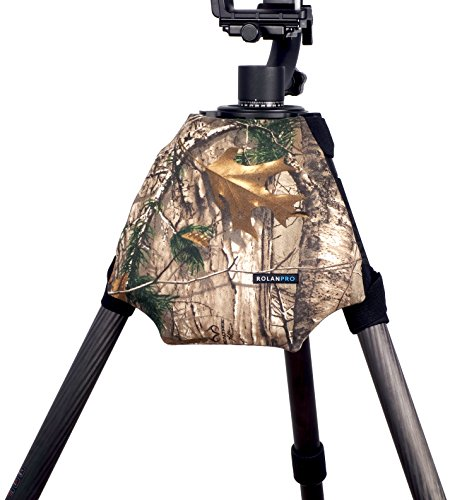 ROLANPRO Camera Camouflage Rain Cover Raincoat for Universal Tripod Shoulder Pads Camera Guns Clothing-#3 Color
