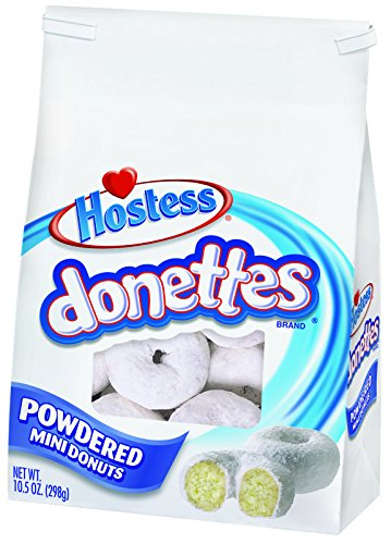 hostess-donettes-mini-donuts-powdered-1-count-pack-of-9