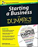 Starting a Business for Dummies for Dummies 4E UK