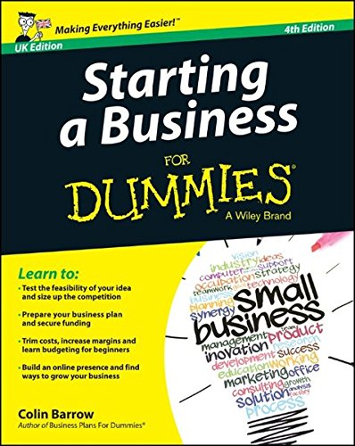 Starting a Business For Dummies[UK Edition]
