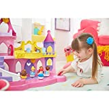 Fisher-Price Little People Disney Princess Musical Dancing Palace Gift Set