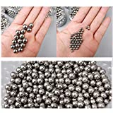 Huanyu 1kg 304 Stainless Steel Grinding Balls for