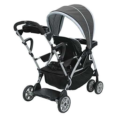 Graco Room For 2 Stand & Ride Stroller Connect