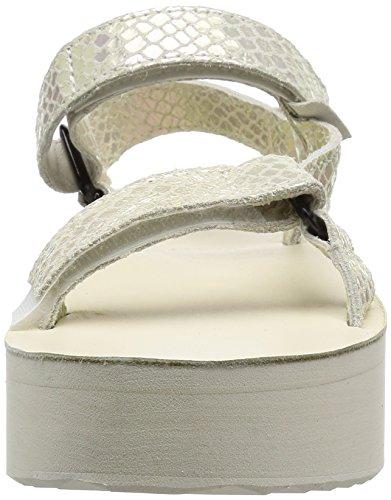 8899b9e92bb Teva Women s Flatform Universal Iridescent Sandal good ...