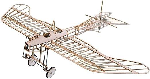 Lovinn Rc Flugzeug Kit Building Model Etrich Taube 420 Mm 1 20 Flugelspannweite Monoplane Balsa Holz Laser Cut Rc Flugzeug Kit Mit Power System Amazon De Kuche Haushalt