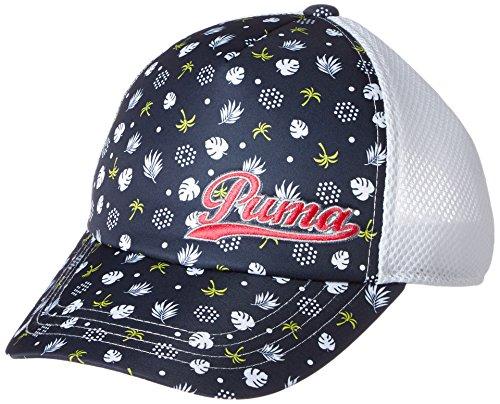 (プーマゴルフ) PUMA GOLF ゴルフウェア グラフィック トラッカー キャップ 866432 [レディース]