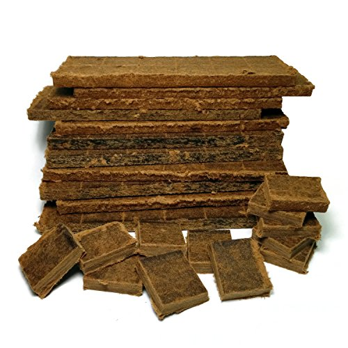Wood Starter - Midwest Hearth Fire Starter Squares Quick-Light Non-Toxic (144-count)