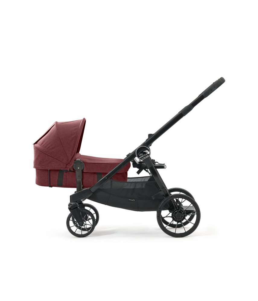 Taupe Baby Jogger City Select LUX Pram Kit