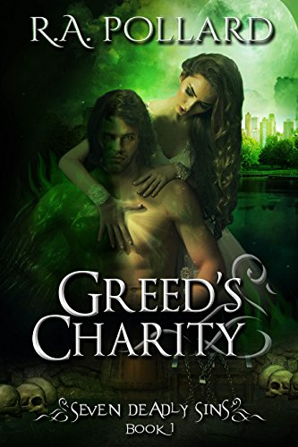 Greed's Charity by R.A. Pollard ebook deal