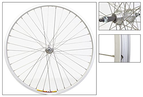 Wheel Master Weinmann ZAC19 Rear Wheel - 26'' x 1.5, 36H, 5/6/7-Speed, Silver