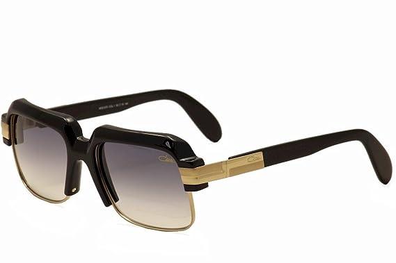 Cazal Lunettes de soleil 670S 001sg  Amazon.fr  Vêtements et accessoires 06d8eefee89e