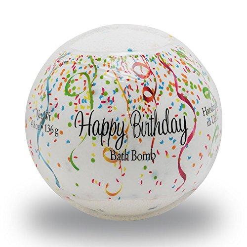 Primal Elements Happy Birthday Bath Bomb