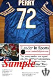 "William ""The Fridge"" Perry Signed Jersey - Chicago Bears"