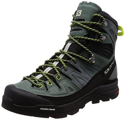 Chic GTX High 000 LTR Uomo Balsam Alti da Escursionismo Green Green Grigio Salomon Lime X Stivali Urban Alp U7IwxqT