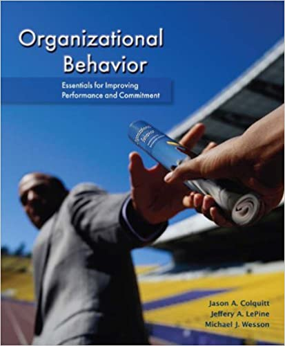 Amazon organizational behavior essentials for improving organizational behavior essentials for improving performance and commitment 1st edition kindle edition fandeluxe Gallery