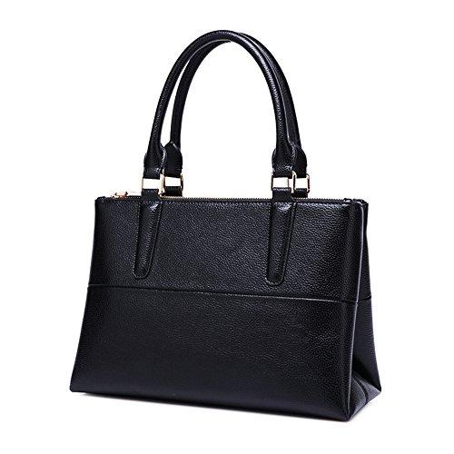 Nueva Señoras GWQGZ Negro Bolso Black Moda aqwd4