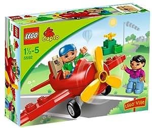 LEGO DUPLO En La Ciudad 5592 - Mi Primer Avión (ref. 4512607)
