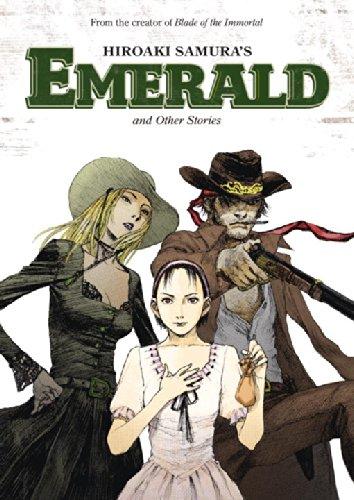 Hiroaki Samura's Emerald and Other Stories