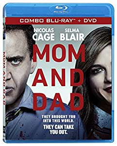 Cover Image for 'Mom and Dad [Blu-ray + DVD]'