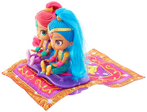 Fisher-Price Shimmer and Shine  Magic Flying Carpet