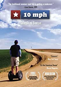 10 mph - Seattle to Boston
