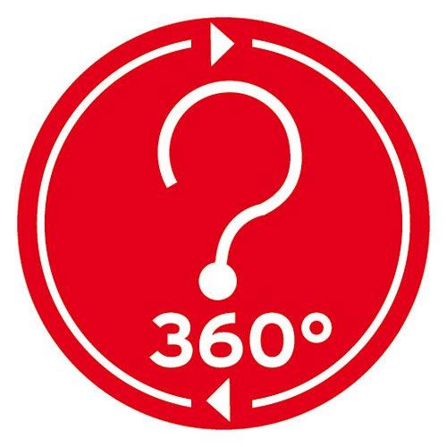 50 cm Brennenstuhl 1177110 bases Negro