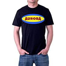 Aurora Model Company Logo Monster T-Shirt by Jerry Jackson MADE IN THE USA