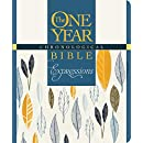 The One Year Chronological Bible Expressions, Deluxe (One Year Chronological Bible Creative Expressions: Full Size)